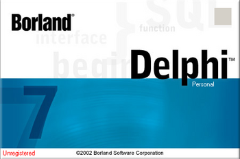 Delphi7personalSplash