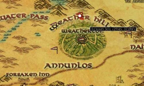 Lord Of The Rings Online Echad Sul