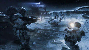 Halo Wars Marine BR