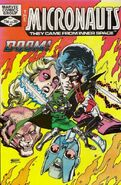 Micronauts Vol 1 41