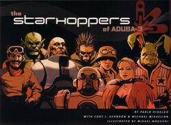 The Starhoppers of Aduba-3 G4