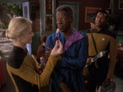 Joseph Sisko Bluttest