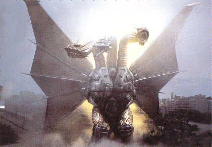 Godzilla Vs Mecha King Ghidorah FactpileTopia • View...
