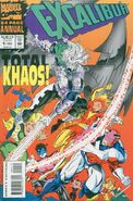 Excalibur Annual Vol 1 1993