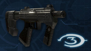 UNSC Weapons list 300px-M7-Caseless_SMG