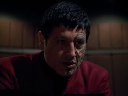 Evil Chakotay Living Witness