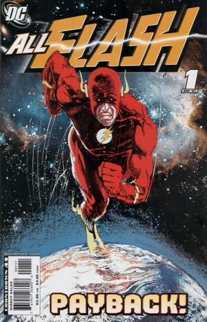 Cover for All Flash #1