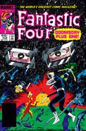 Fantastic Four Vol 1 279