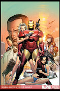 Iron Man Director of S.H.I.E.L.D. Annual Vol 1 1 Solicit