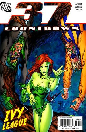 Cover for Countdown #37