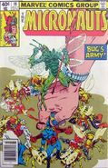 Micronauts Vol 1 19