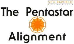 The Pentastar Alignment SWJ3