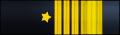 US o-10 rank sleeve