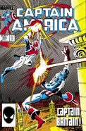 Captain America Vol 1 305