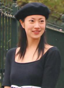 Megumi Seki as Kazune Saiki in Arch Angels