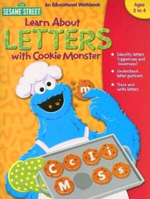Learn About Letters With Cookie Monster