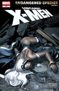 Uncanny X-Men Vol 1 491
