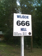 Wejcie 666