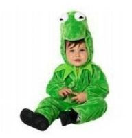 Kermit infant Costume