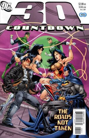 Cover for Countdown #30