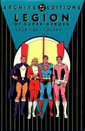 Legion of Super-Heroes Archives Vol 1 1