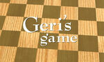 Geri&#39;s Game