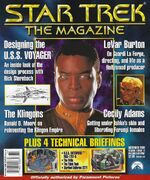 Star Trek The Magazine volume 1 issue 19 cover