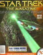 Star Trek The Magazine volume 1 issue 23 cover 2
