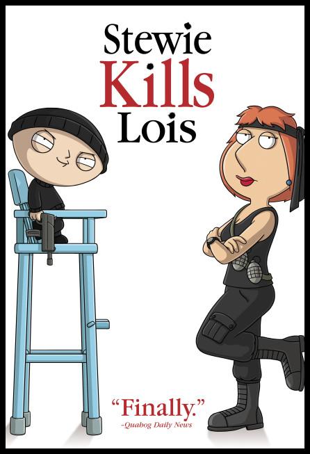 Lois family guy