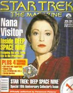 Star Trek The Magazine volume 3 issue 12 cover 1