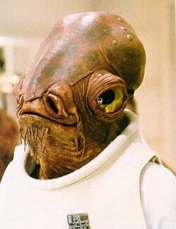 Ackbar CloseUp