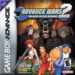Advance Wars 2 Black Hole Rising (NA)