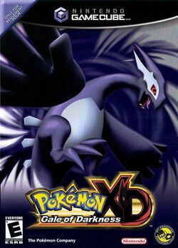 Pokemon XD Gale of Darkness (NA)