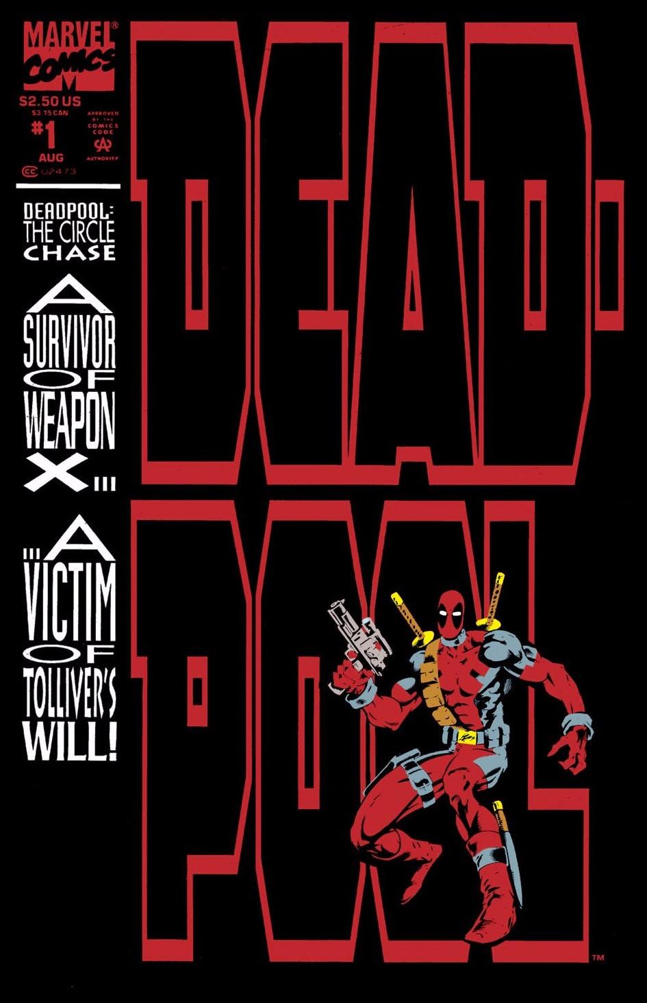 COLECCIÓN DEFINITIVA: MASACRE (DEADPOOL) [UL] [cbr] Deadpool_Vol_1_1