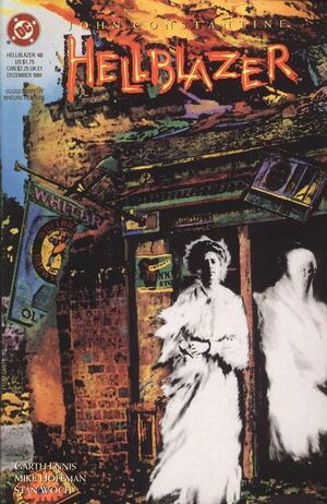 Cover for Hellblazer #48