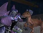 Dinobot Clone