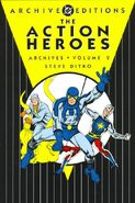 Action Heroes Archives, Volume 2