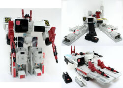 G1Metroplex toy