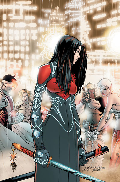 Lady Charis Wildstorm Universe Dc Comics Database