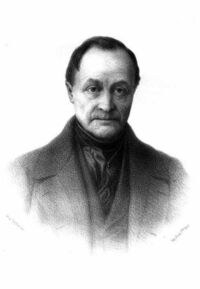 Auguste Comte