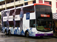 Volvo B9TL SBS Transit SBS7357B