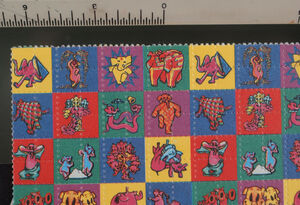 Timbres imprgns de LSD