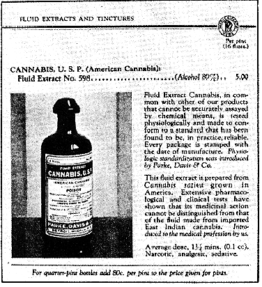 Cannabis sativa extract
