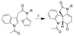 Indole Cycloaddition Padwa