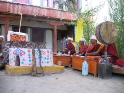 Ladakhceremony