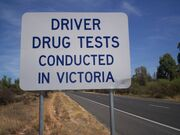 Driver drug testing