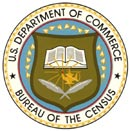 Census Bureau seal