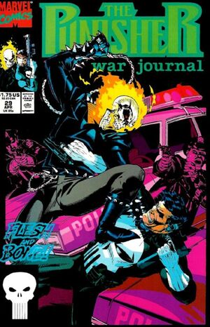 Punisher War Journal Vol 1 29
