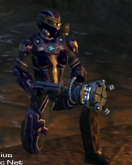 Ranger StealthArmor Netgun