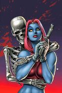 Mystique Vol 1 3 Textless